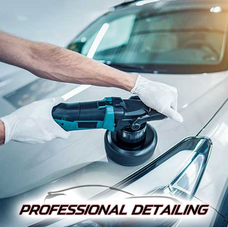 About Professional Vehicle Detail